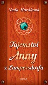 Obálka titulu Tajemství Anny z Lampersdorfu