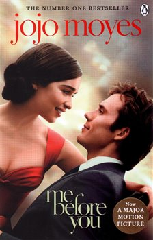 Obálka titulu Me Before You (film tie-in)