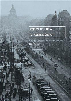 Obálka titulu Republika v obležení