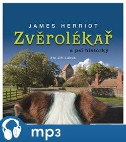Obálka titulu Zvěrolékař a psí historky