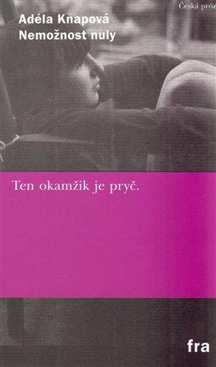 Nemožnost nuly - Adéla Knapová   Booksquad.ink