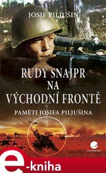 Obálka titulu Rudý snajpr na východní frontě