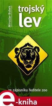 Obálka titulu Trojský lev