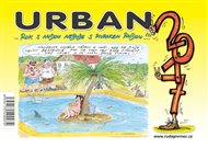 Kalendář Urban 2017 - Rok s nudou nebude s Pivrncem Rudou!!!