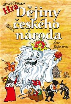 Obálka titulu Dějiny udatného českého národa