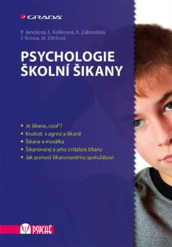 Obálka titulu Psychologie školní šikany