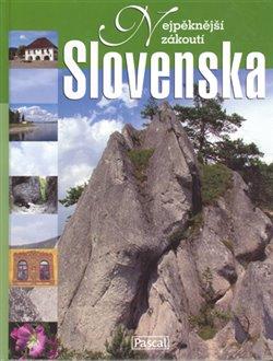 Obálka titulu Nejpěknější zákoutí Slovenska