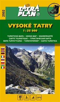 Obálka titulu Vysoké Tatry