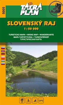 Obálka titulu Slovenský raj