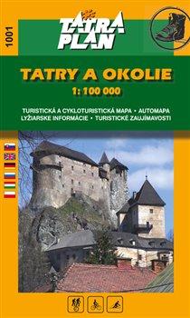 Obálka titulu Tatry a okolie