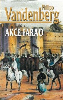 Obálka titulu Akce Farao