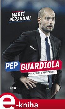 Obálka titulu Pep Guardiola