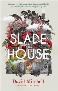 Obálka titulu Slade House