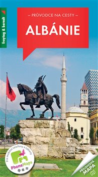 Obálka titulu Albánie - Průvodce na cesty