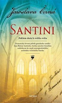 Obálka titulu Santini - Peklem duše k světlu světa