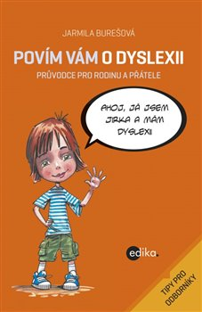 Obálka titulu Povím vám o dyslexii