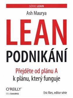 Obálka titulu Lean podnikání
