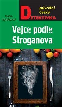 Obálka titulu Vejce podle Stroganova