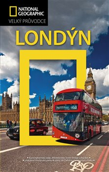 Obálka titulu Londýn - National Geographic