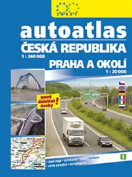 Autoatlas Česká republika + Praha a okolí /2017/