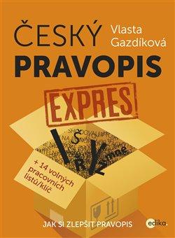 Obálka titulu Český pravopis expres