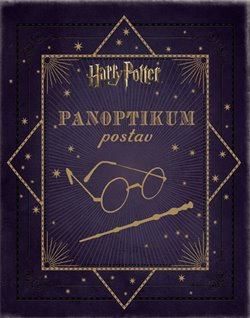 Obálka titulu Harry Potter - Panoptikum postav