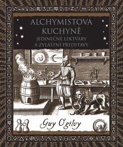 Obálka titulu Alchymistova kuchyně
