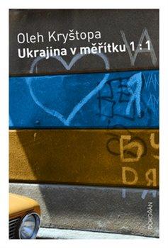 Obálka titulu Ukrajina v měřítku 1 :1