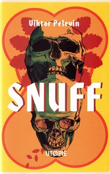 Obálka titulu Snuff