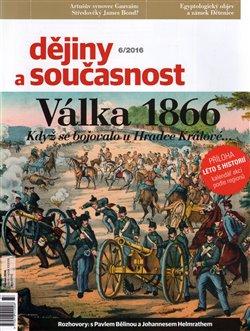 Obálka titulu Dějiny a současnost 6/2016