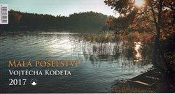 Obálka titulu Kalendář 2017 - Malá poselství Vojtěcha Kodeta