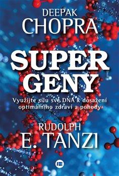 Obálka titulu Super geny