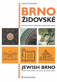 Obálka titulu Brno židovské