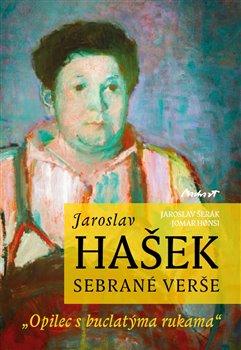 Obálka titulu Jaroslav Hašek - sebrané verše