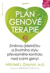 Obálka knihy Plán genové terapie