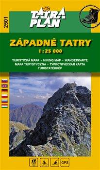 Obálka titulu Západné Tatry