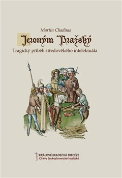Obálka titulu Jeroným Pražský