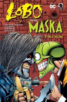 Obálka titulu Lobo versus Maska