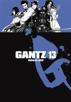 Obálka titulu Gantz 13