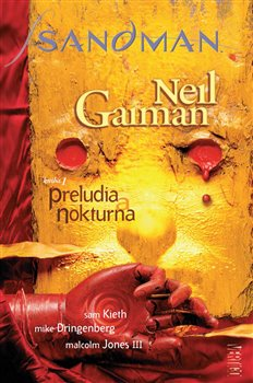 Obálka titulu Sandman 1: Preludia a Nokturna