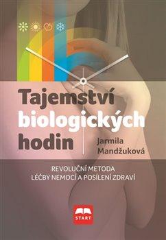 Obálka titulu Tajemství biologických hodin
