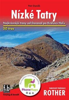 Obálka titulu Nízké Tatry - Turistický průvodce Rother