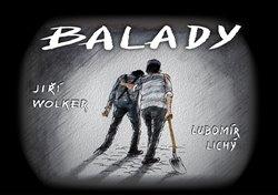 Obálka titulu Balady