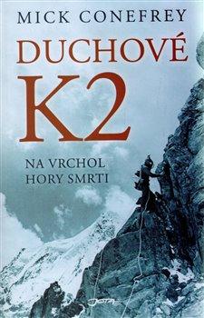 Obálka titulu Duchové K2