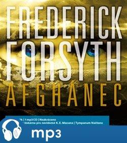 Afghánec, mp3 - Frederick Forsyth