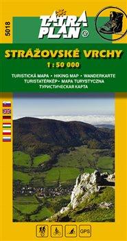Strážovské vrchy. 1:50 000
