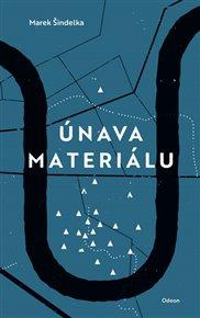 Marek Šindelka (1984) mluví hlavně o své nové knize Únava materiálu. Z řečeného se před čtením snad dá pochopit alespoň to, že autorovi šlo o příběh člověka, oprchajícího do Evropy, někoho, kdo se snaží zachránit si život útěkem z jihu na sever. Ambicí autora je přesadit na chvíli čtenáře do kůže zcela konkrétních fyzických prožitků jako je hlad, žízeň,zima, nedostatek spánku, ploty....