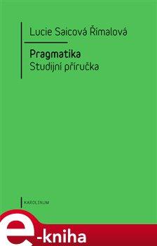 Obálka titulu Pragmatika