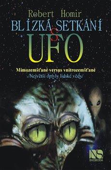 Obálka titulu Blízká setkání s UFO
