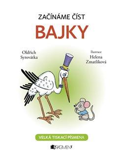 Obálka titulu Začínáme číst - Bajky